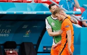 Trung vệ Matthijs de Ligt nhận trách nhiệm cho trận thua của Hà Lan