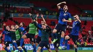 EURO 2020:Xác định 4 đội tuyển đầu tiên tại vòng tứ kết