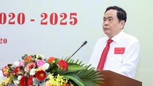 Nêu cao tính tiền phong gương mẫu của đảng viên cơ quan Trung ương MTTQ Việt Nam