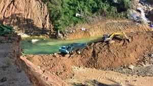 Vụ sạt lở Nhà máy Thủy điện Rào Trăng 3: Triển khai giai đoạn 5 tìm kiếm nạn nhân mất tích