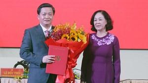 Chủ tịch VietinBank làm Bí thư Tỉnh ủy Bến Tre