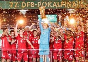 Đánh bại Leverkusen, Bayern Munich vô địch Cúp Quốc gia Đức