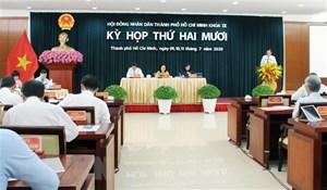 TP HCM: Phấn đấu hoàn thành các chỉ tiêu, nhiệm vụ năm 2020