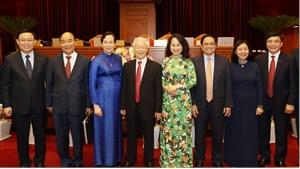 Giới thiệu bổ sung 23 nhân sự đảm nhiệm một số chức danh lãnh đạo Nhà nước