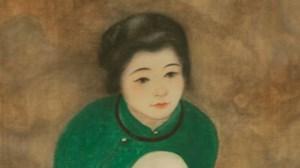 Tranh vẽ khỏa thân của Nam Sơn đấu giá hơn 1,3 triệu đô la Hồng Kông