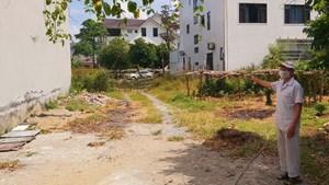Công ty cổ phần Xây dựng số 9 bội tín với người mua đất