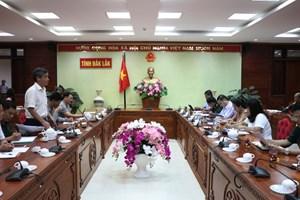 Đắk Lắk: Kiểm tra các cơ sở cách ly tập trung do quân đội quản lý