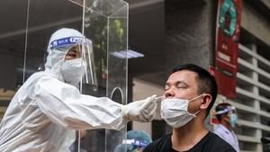 Hà Nội: Hơn 10.000 đối tượng nguy cơ cao âm tính với SARS-CoV-2