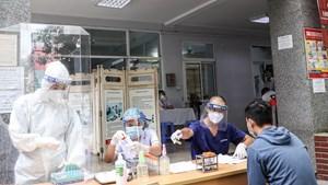 Hà Nội: Phát hiện 9 ca dương tính liên quan TP Hồ Chí Minh, Mỹ Đức và Đông Anh