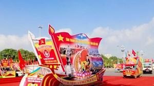 Liên hoan tuyên truyền cổ động tỉnh Thanh Hóa năm 2020