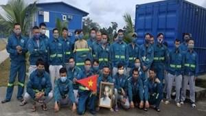 Ngày 3/8 khởi hành đón 120 công dân mắc Covid-19 về nước
