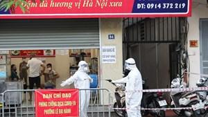 Hà Nội: Dự kiến mở rộng đối tượng xét nghiệm sàng lọc SARS-CoV-2