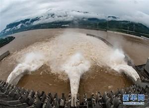 Nước lũ đổ vào đập Tam Hiệp lập đỉnh mới, vượt cảnh báo hơn 15 m