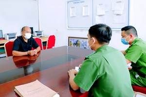 Quảng Ninh: Tạm giữ đối tượng có hành vi chống đối người thi hành công vụ
