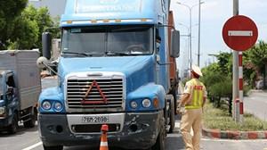 Đà Nẵng: Ưu tiên cho xe vận chuyển hàng hóa, công nhân, chuyên gia