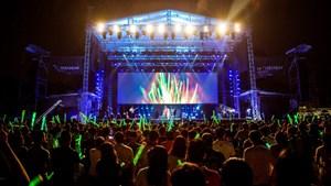 Lễ hội âm nhạc quốc tế Gió mùa tham gia dự án AMS 2021