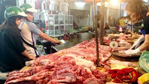 Mất cân bằng thịt lợn
