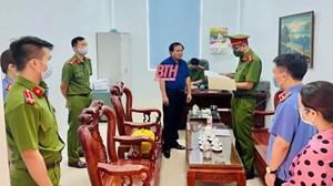 Thanh Hóa: Bắt giam một cán bộ Kho bạc huyện Nông Cống