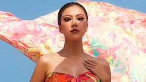 Kim Duyên đại diện cho Việt Nam tham dự Hoa hậu Hoàn vũ 2021