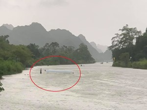 Hà Nội: Lãnh đạo xã Hương Sơn lên tiếng vụ lật thuyền ở chùa Hương
