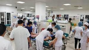 Mặt trận Trung ương thăm hỏi, hỗ trợ nạn nhân vụ TNGT tại Quảng Bình