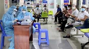 Thành phố Hồ Chí Minh: Hơn 21.000 bệnh nhân Covid-19 được xuất viện