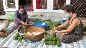 Chung tay hỗ trợ TP Hồ Chí Minh chống dịch