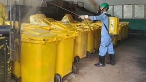 Áp lực đến từ rác thải y tế