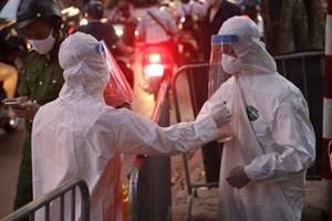 Ca bệnh ở Hoàng Hoa Thám đi nhiều nơi trong Hà Nội, tiếp xúc nhiều người