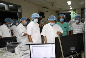 Hầu hết bệnh nhân Covid-19 tại Bệnh viện TW Huế trong tình trạng nặng