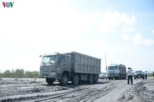 Dân khổ vì vấn đề môi trường ở Trung tâm Điện lực Vĩnh Tân