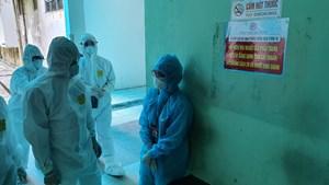 Chủ tịch UBND TP Đà Nẵng cảm ơn sự giúp đỡ của Bộ Y tế