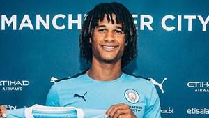 Man City chính thức chiêu mộ tân binh trị giá 41 triệu bảng