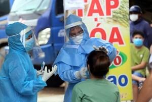 Thêm 34 người mắc Covid-19, Hải Dương, Hà Nội có ca nhiễm mới