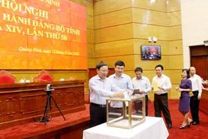 Quảng Ninh giới thiệu 2 nhân sự tham gia Trung ương khóa XIII