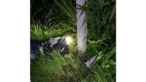 An Giang: Truy tìm tài xế xe ô tô tông chết 2 người trong đêm rồi bỏ trốn