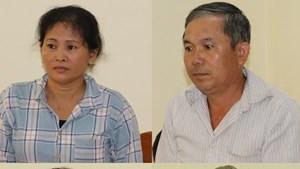 Lập hồ sơ khống chiếm đoạt tiền bồi thường, 4 cán bộ thôn bị khởi tố