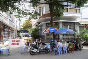 TP HCM: Phong tỏa 17 hộ dân nơi có ca tái dương tính với Covid-19