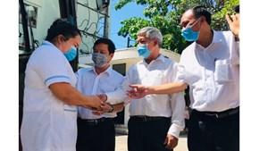 Bình Định: Tăng cường tuyên truyền, vận động người dân phòng, chống dịch