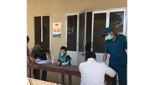 Quảng Nam: Cán bộ tổ kiểm dịch trả lại ví tiền cho người đánh rơi