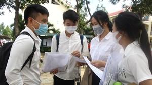 13 thí sinh Khánh Hòa sẽ thi tốt nghiệp THPT đợt 2 tại Đắk Lắk