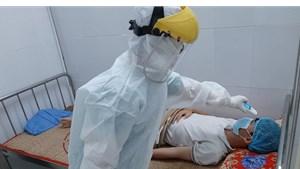 Sau 14 ngày xuất viện, BN419 tái dương tính SARS-CoV-2
