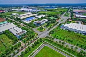 Dành hơn 200 nghìn ha đất để làm khu công nghiệp