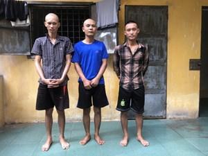 Quảng Ninh: Triệt phá tụ điểm ma túy núp trong xóm trọ