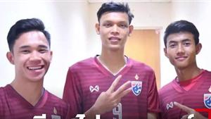 3 ngôi sao Thái Lan sang Leicester City tập luyện
