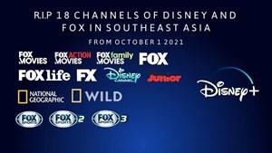14 kênh truyền hình nước ngoài sẽ dừng phát sóng tại Việt Nam từ 1/10