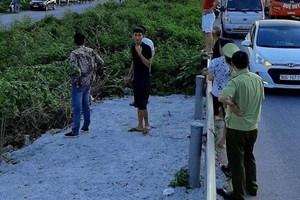 Bắc Giang: Bắt tài xế xe bán tải tông chết một cảnh sát cơ động