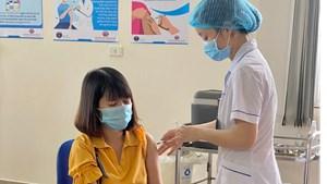 Quảng Ninh: Đặt mục tiêu đến ngày 20/9 hoàn thành 100% tiêm vaccine mũi 1