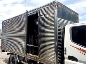 Phát hiện nhiều xe tải 'luồng xanh' chở hàng vi phạm quy định