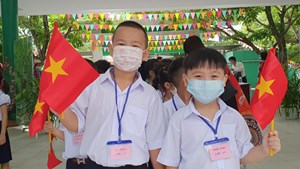 Đà Nẵng: Học sinh tiểu học, mầm non trở lại trường